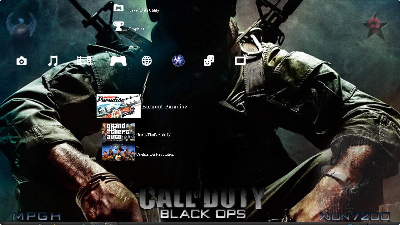 Free Horror Wallpapers Ps3 Wallpaper Cave