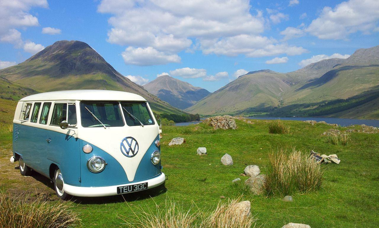 Mobil Vw Bus Wallpapers HD