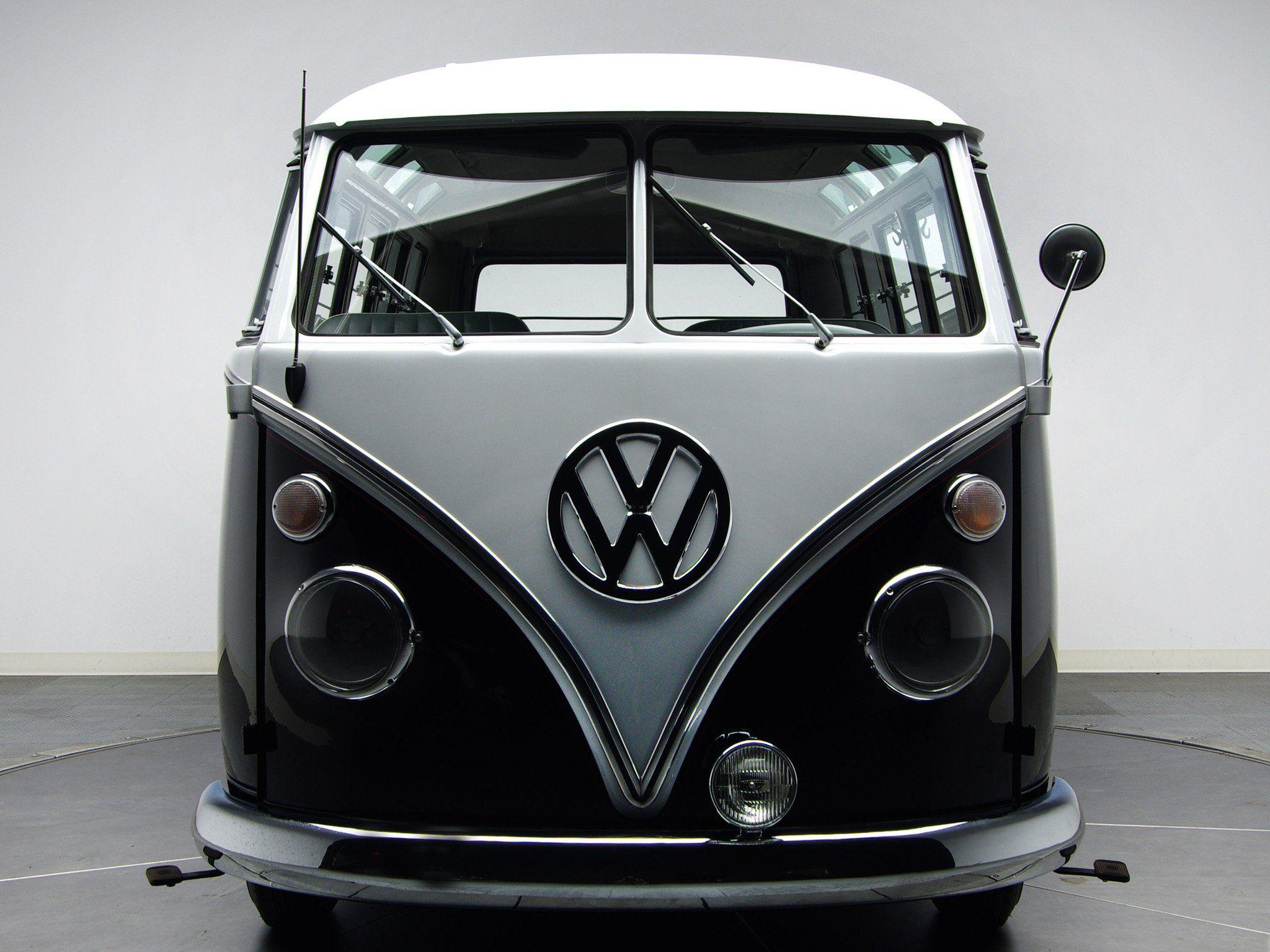 Mobil Vw Bus Wallpapers Hd Wallpaper Cave