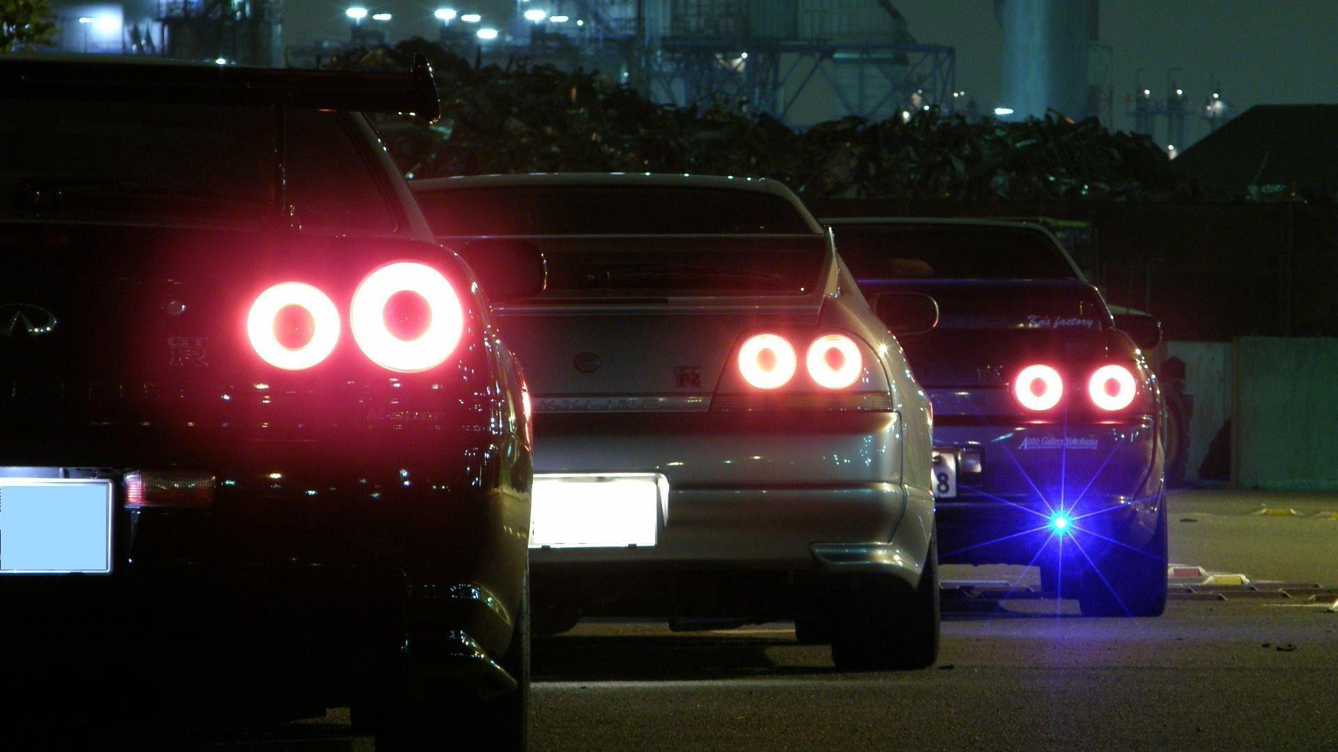 Wallpapers Nissan Skyline Group (85+)