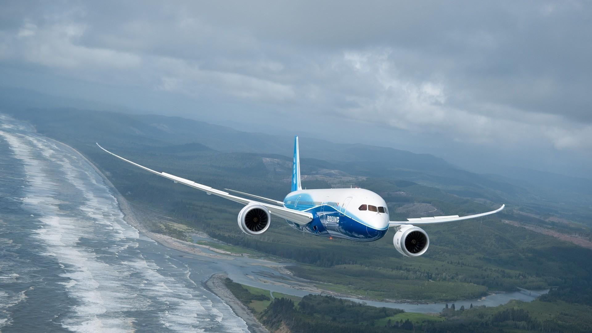 Boeing 787 Dreamliner Wallpapers Hd Wallpaper Cave
