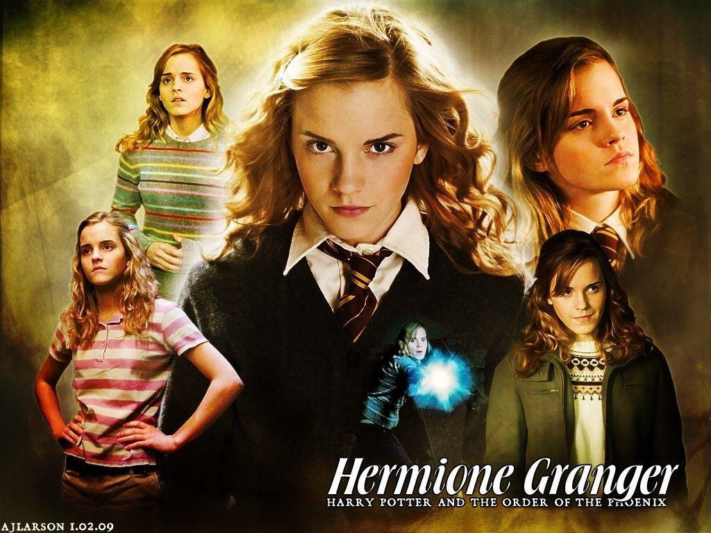 Ron Weasley And Hermione Granger ...