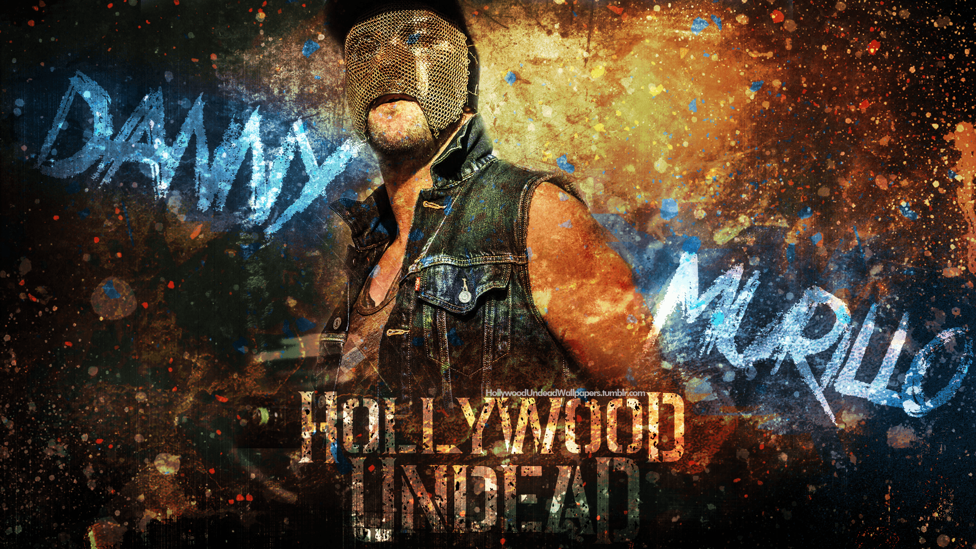 Hollywood Undead Day Of The Dead Wallpapers