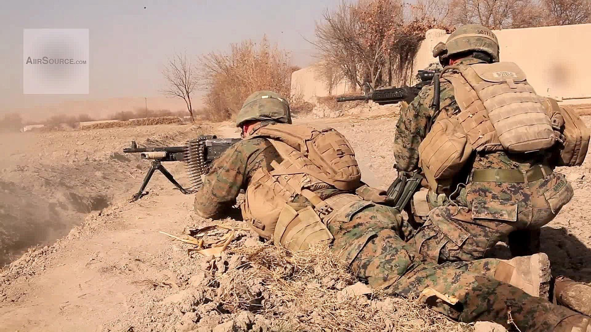 Marines In Combat Wallpapers - Wallpaper Cave