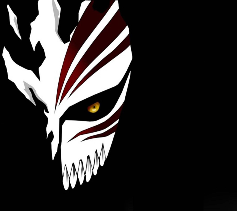 Ichigo mask wallpapers wallpaper cave - Ichigo vizard mask ...