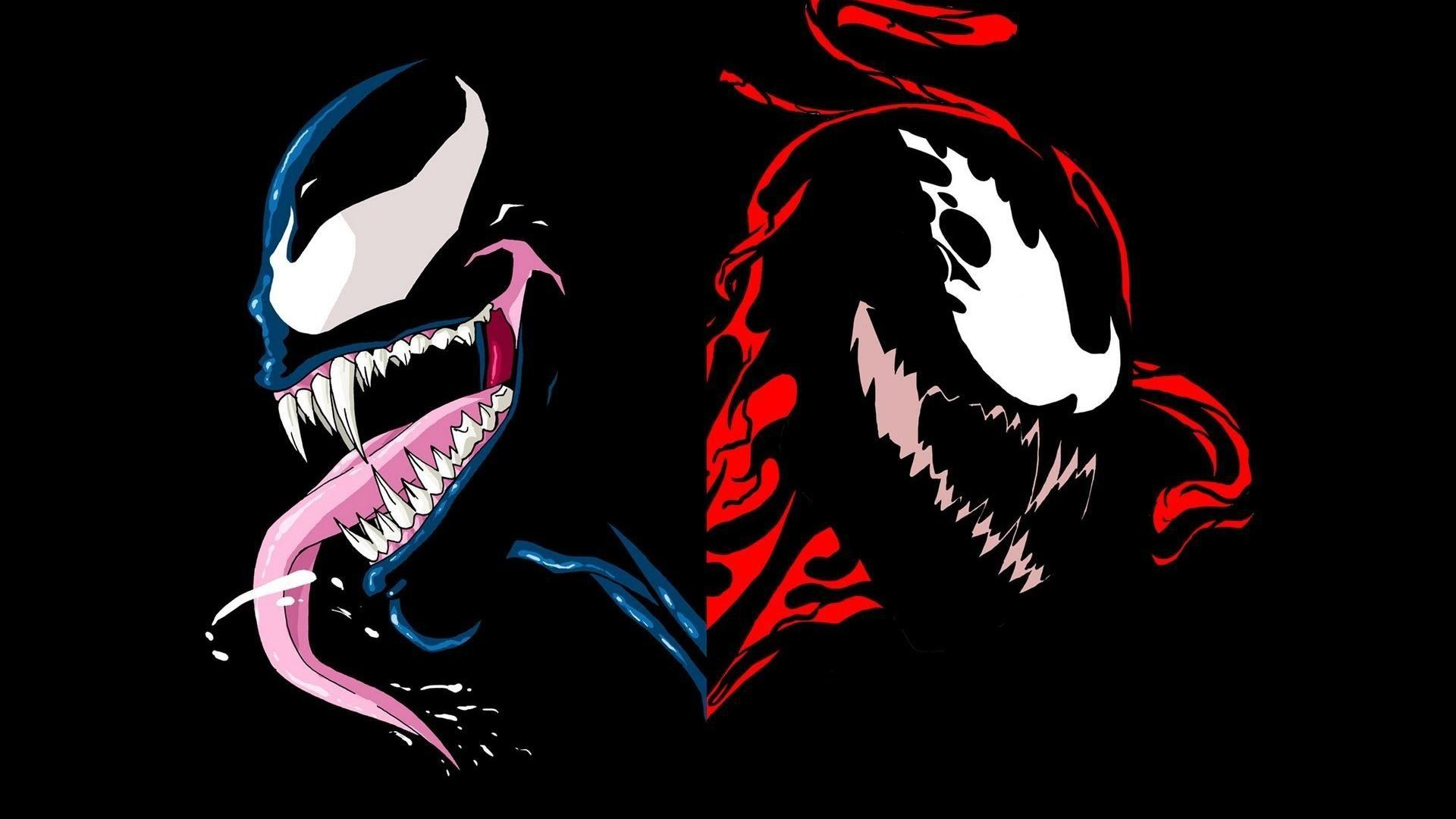 Carnage Spider Man Wallpapers Wallpaper Cave