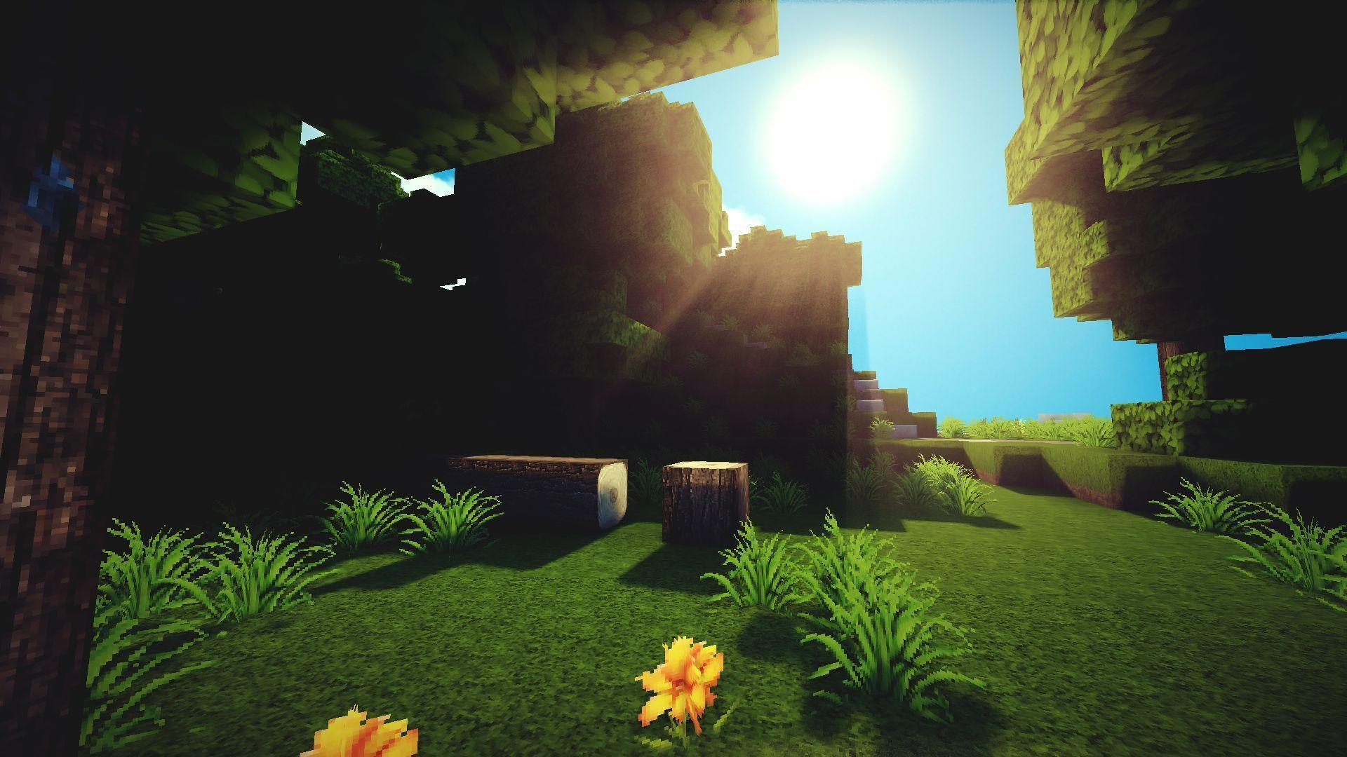 Minecraft Wallpapers HD 1080p Group (85)