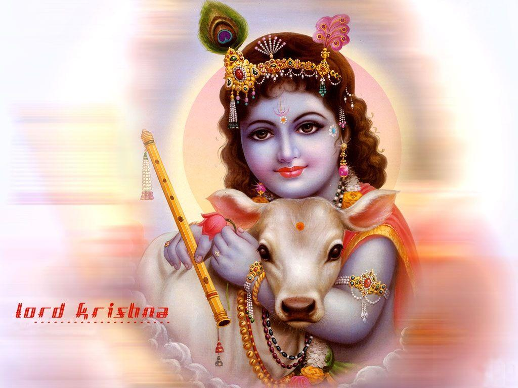 Lord Krishna Wallpapers HD 13098
