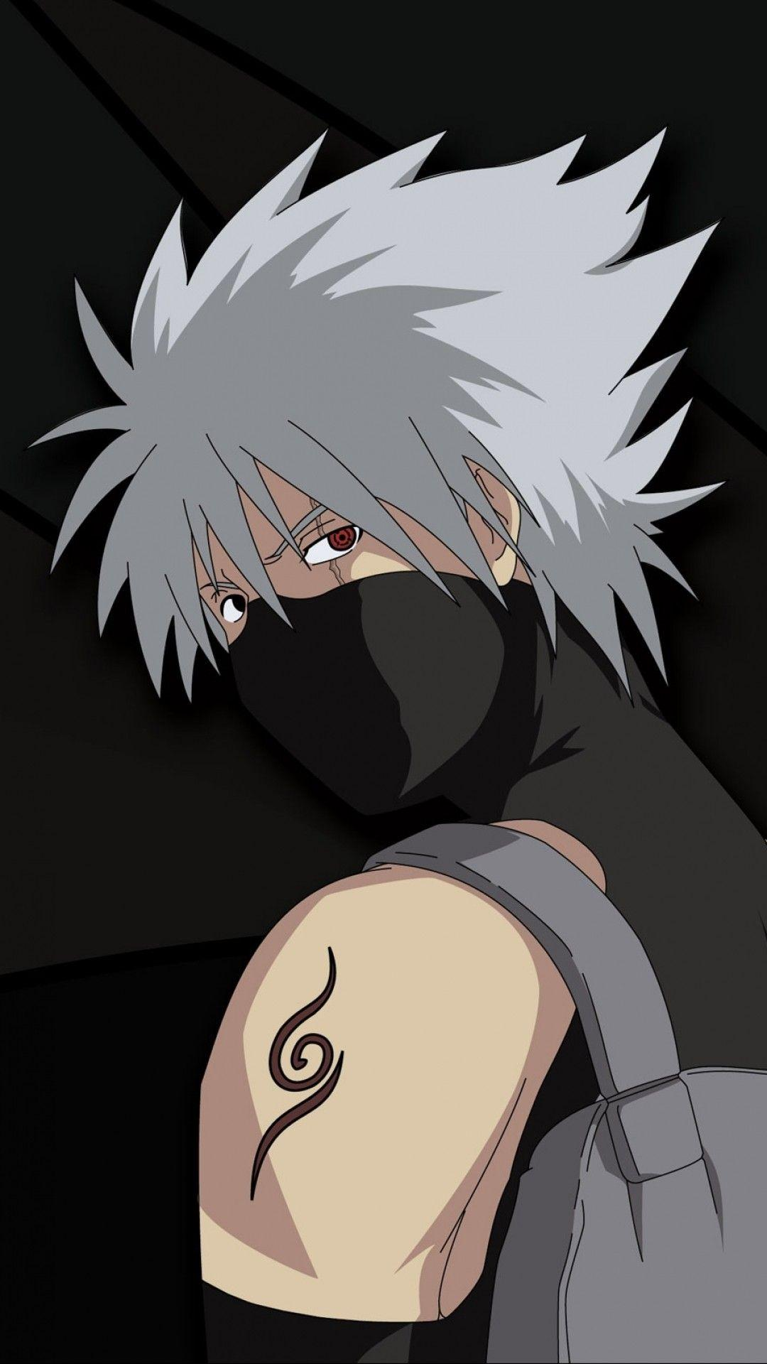Kakashi iPhone Wallpapers