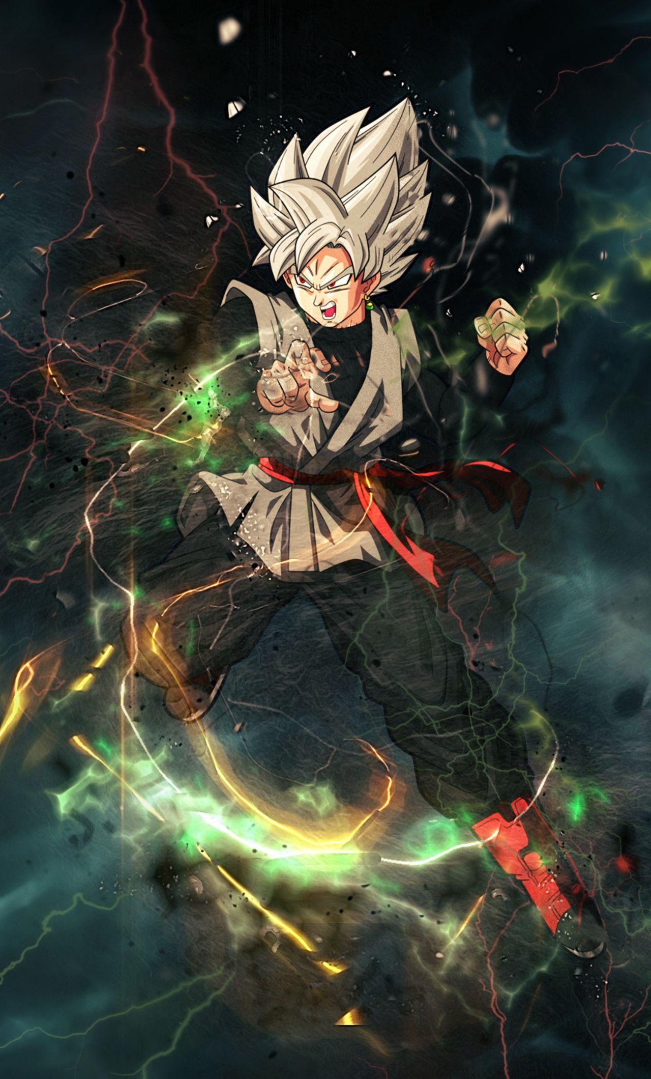 Goku Iphone Wallpapers Wallpaper Cave