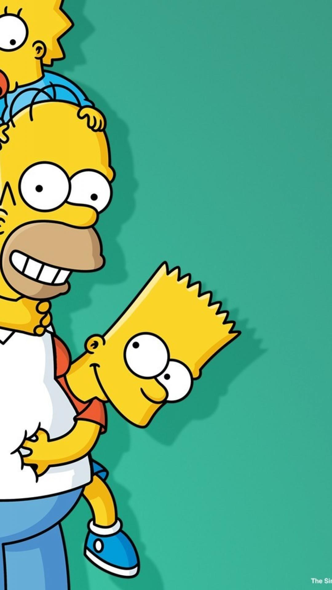 Simpsons Wallpapers Android - Wallpaper Cave