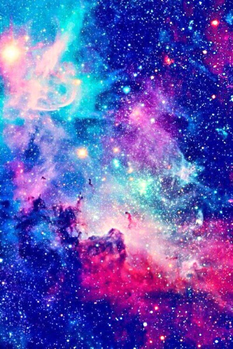 Galaxy Aesthetics Blue Wallpapers Wallpaper Cave