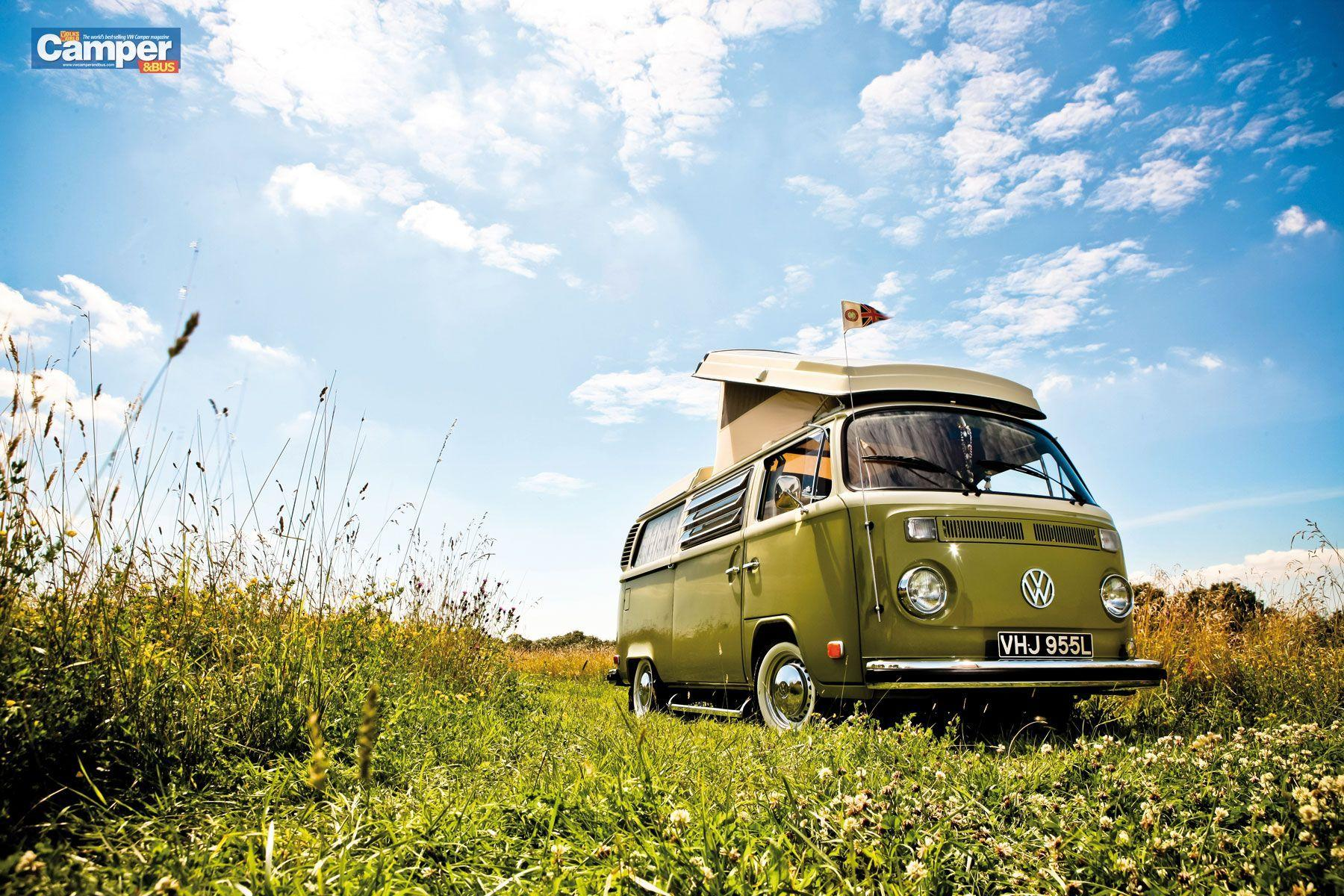 Volkswagen Bus Wallpapers For Windows