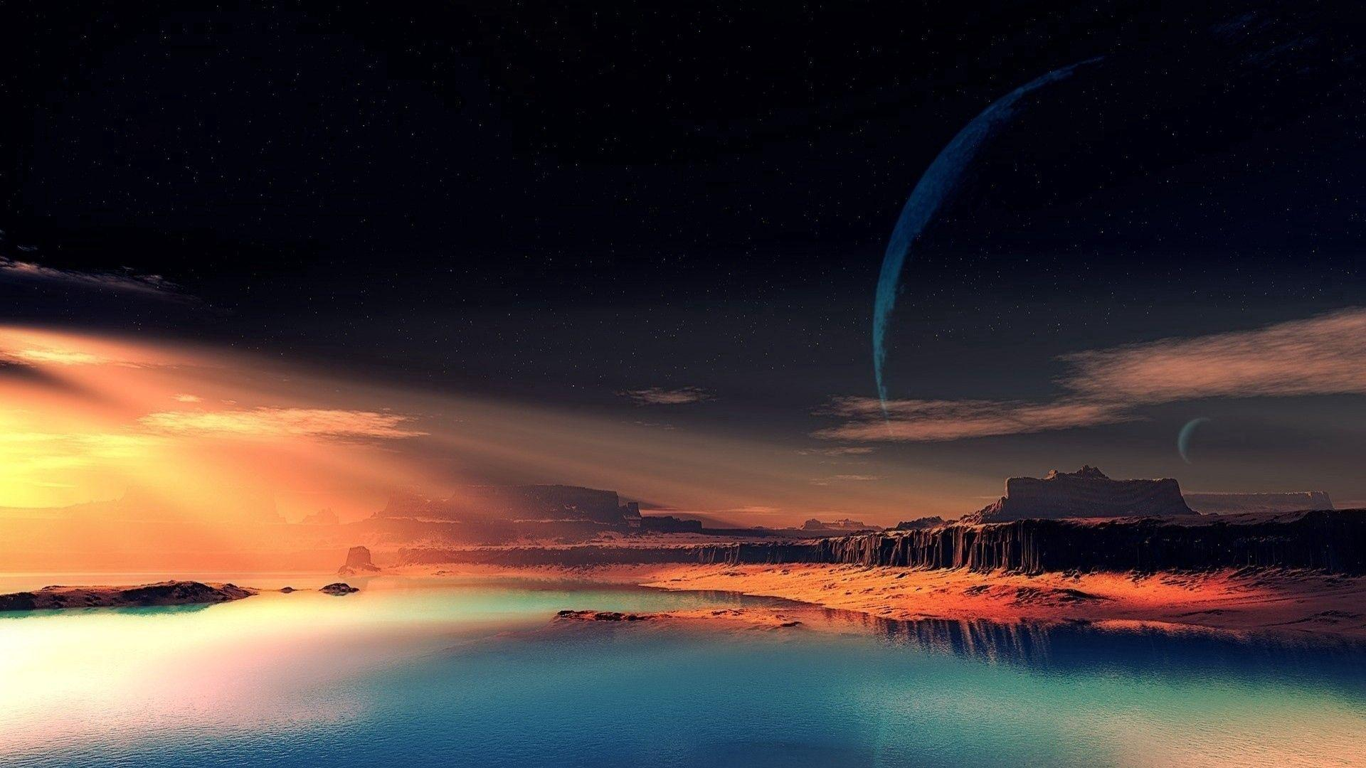 Wallpapers Nature Night