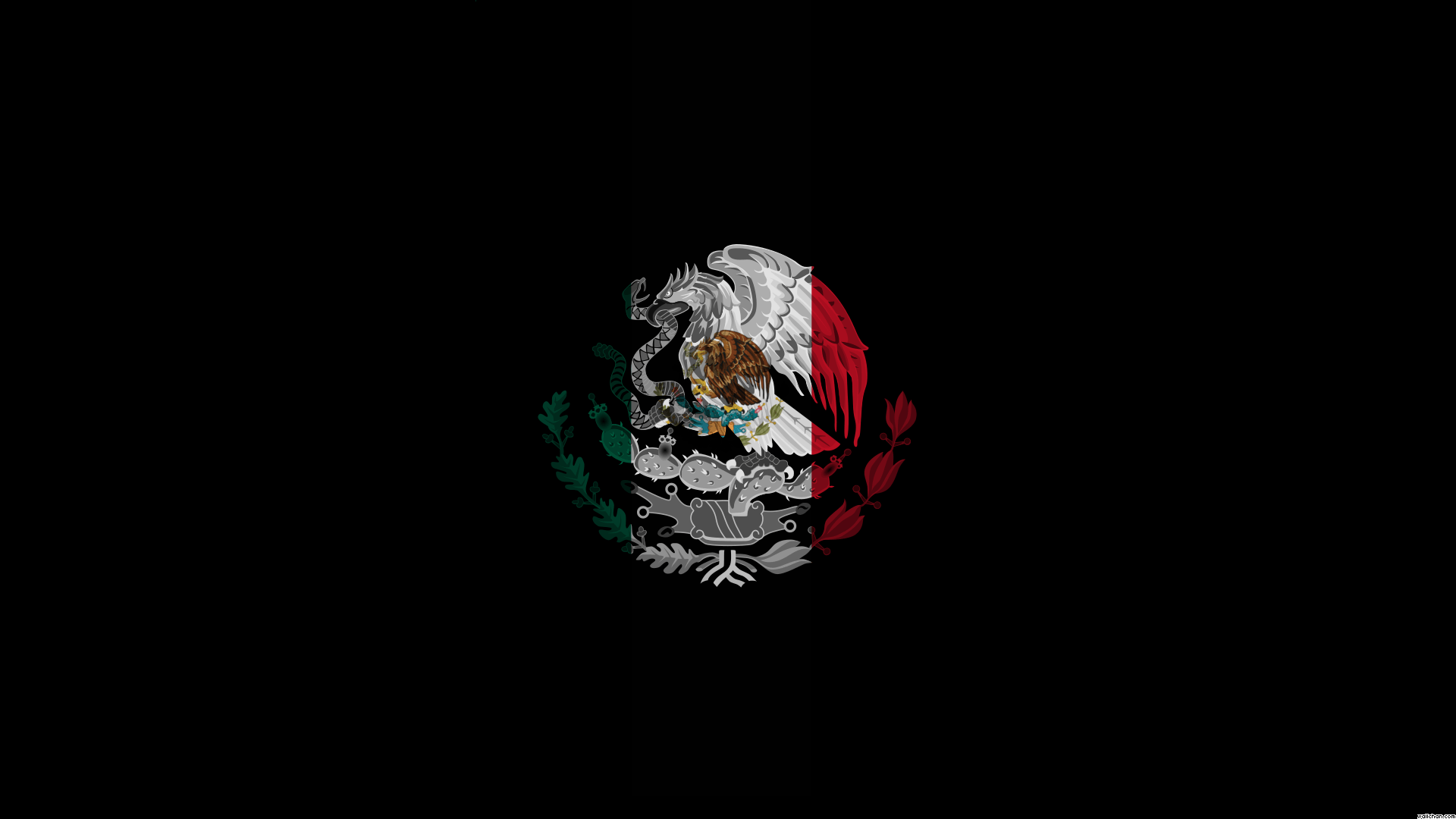 Cool Mexico Flag Wallpapers