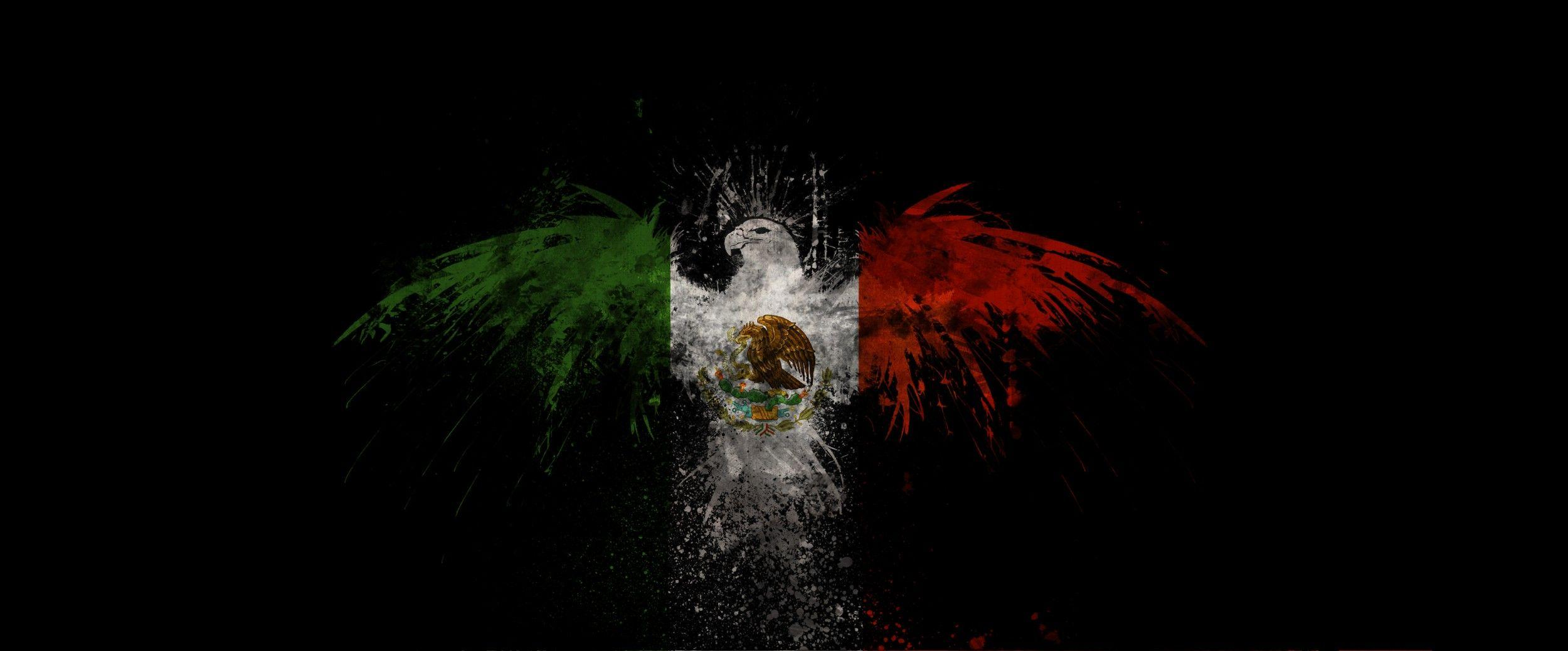 Mexico Flag Wallpapers 25+
