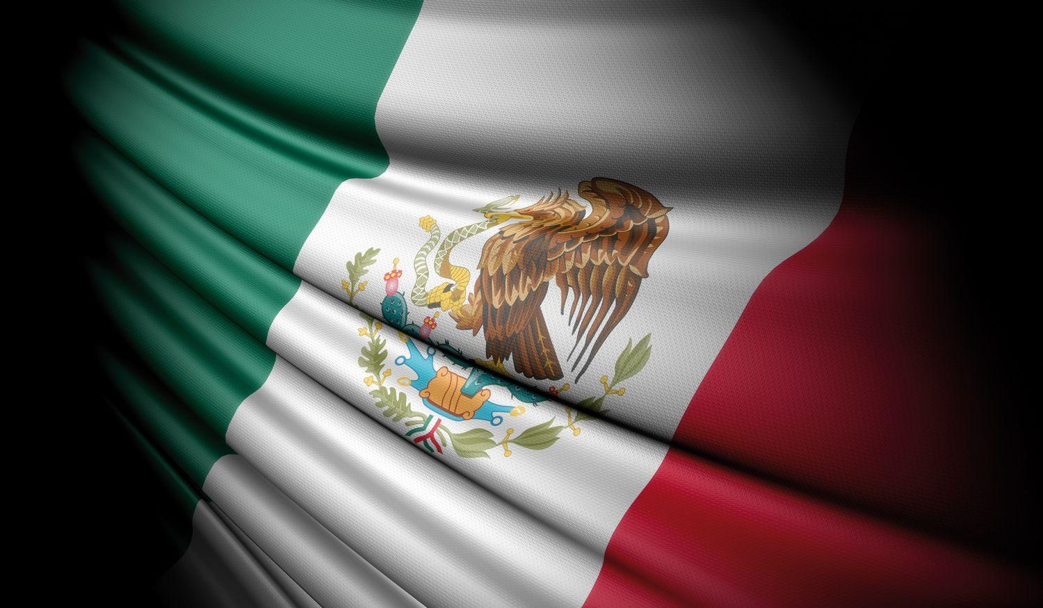 Free Mexico Flag, Download Free Clip Art, Free Clip Art on Clipart