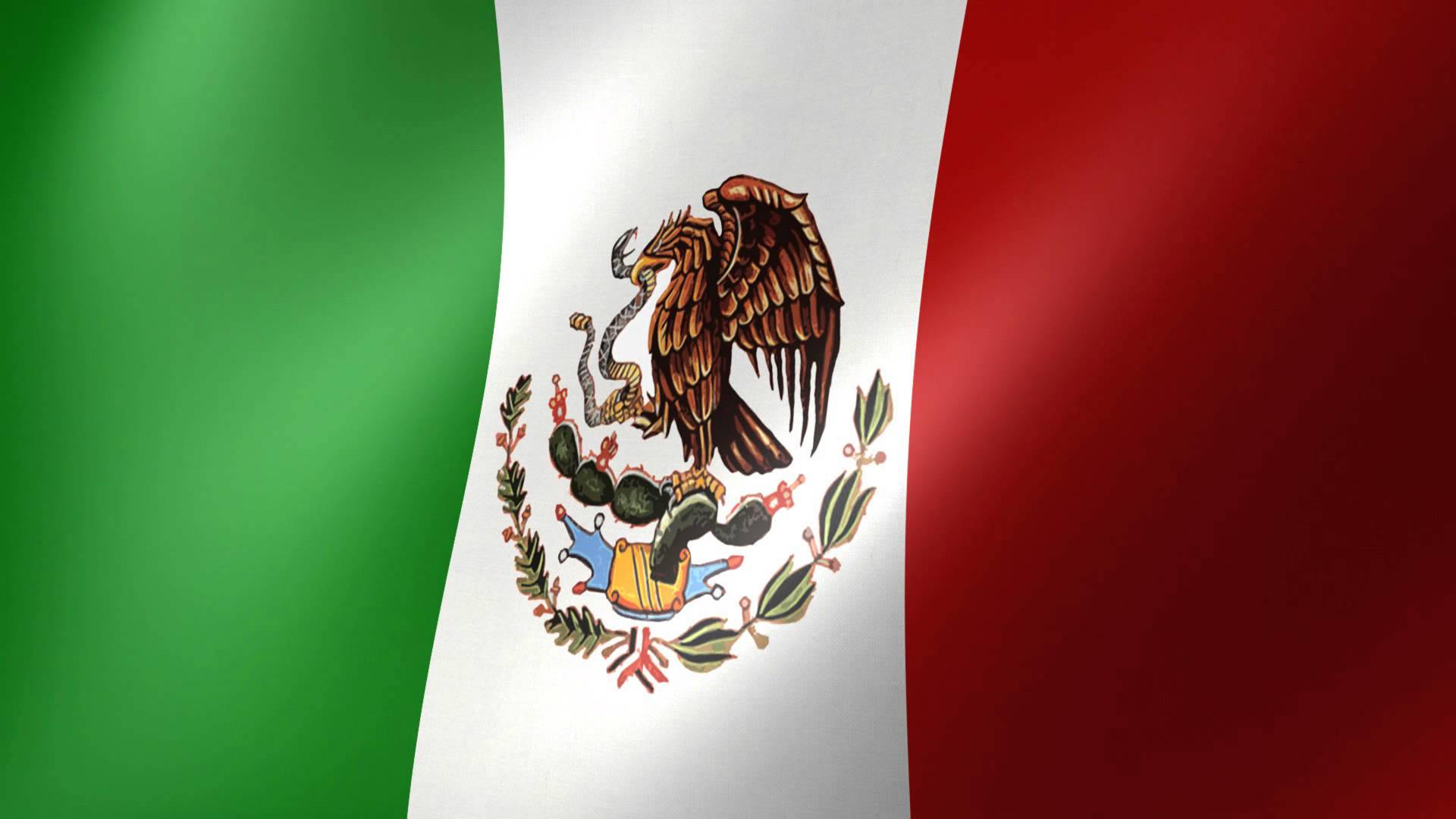 Mexico Flag Pictures Free