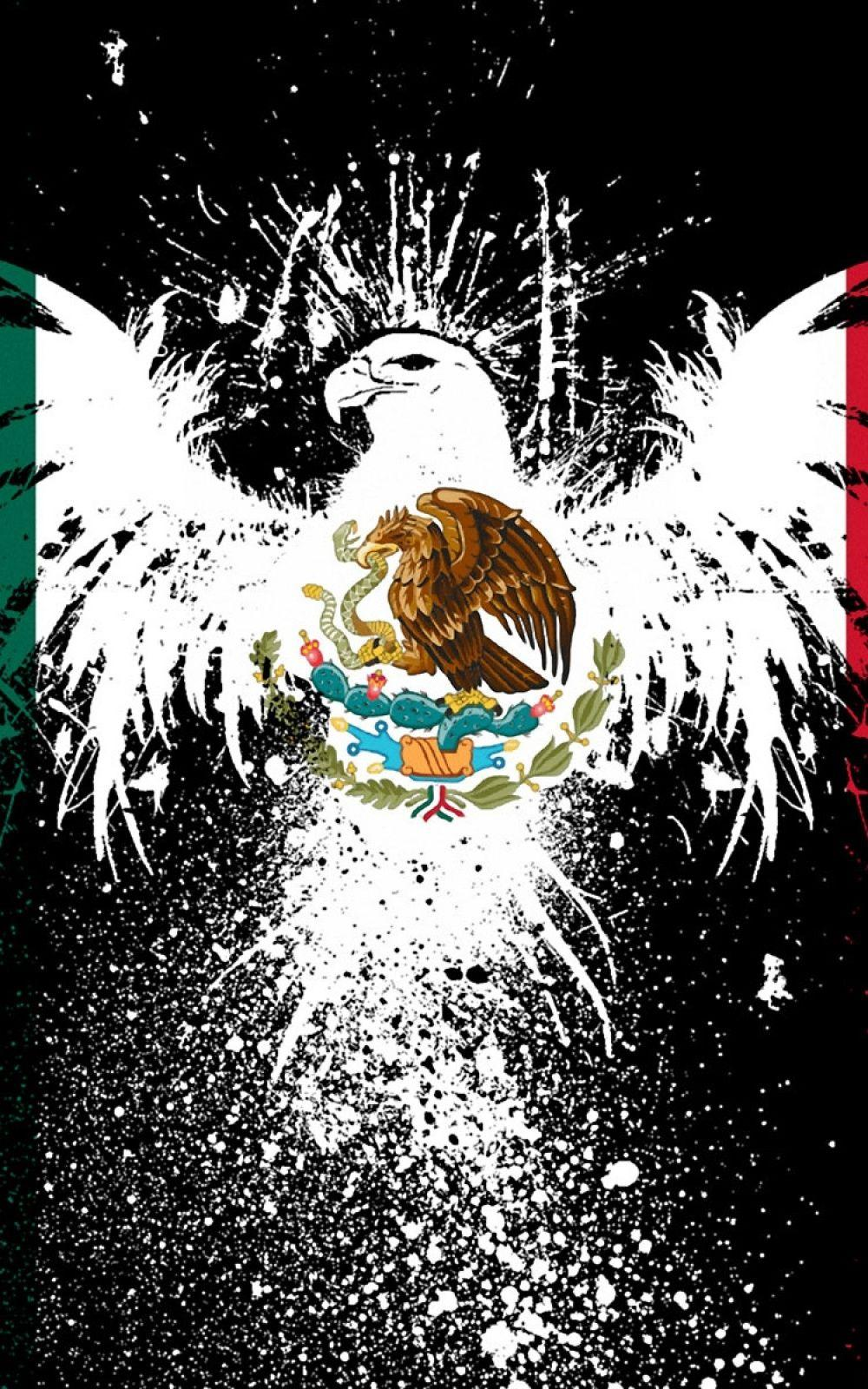 Mexico Flag Mobile Wallpapers