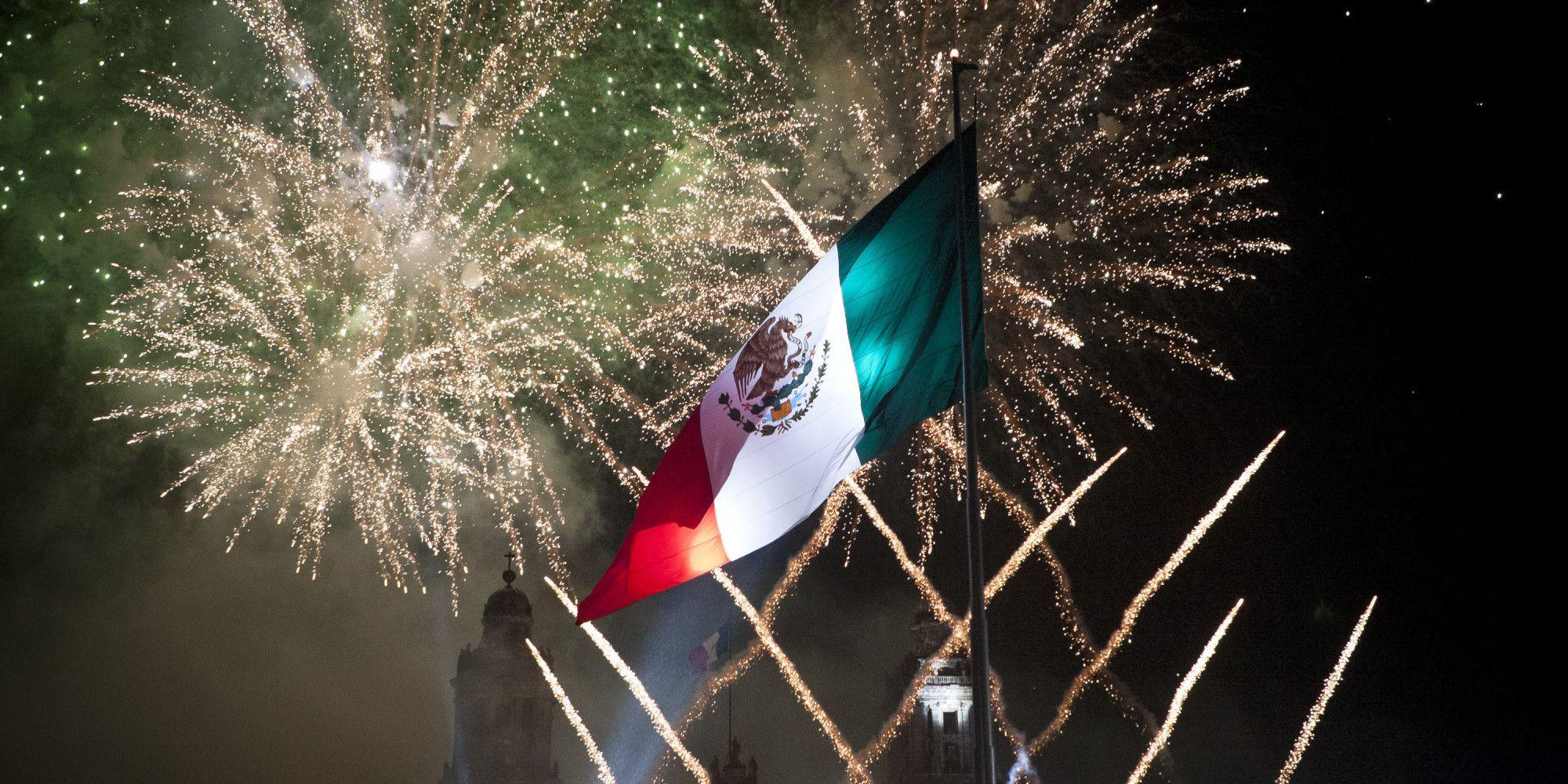 Celebrations of Mexico's Independence Day