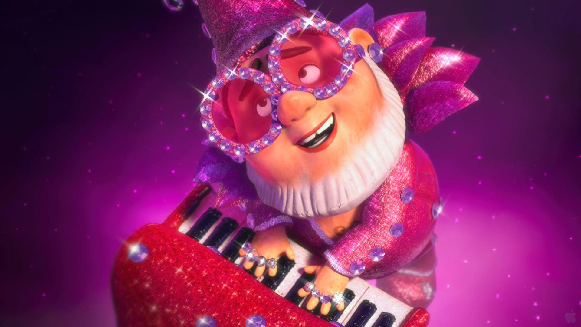 Elton John Lawn Gnome from Gnomeo and Juliet Desktop Wallpapers