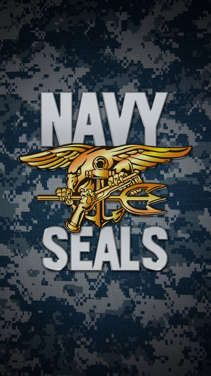 Navy seal logo wallpapers wallpaper cave us navy seals wallpaper by madamoyyc zedge free your phone altavistaventures Gallery