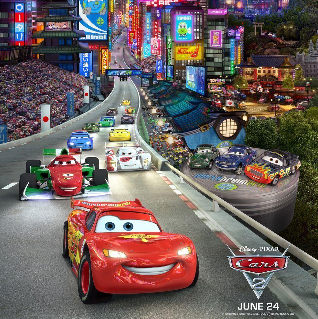 Disney Pixar Cars Wallpapers HD