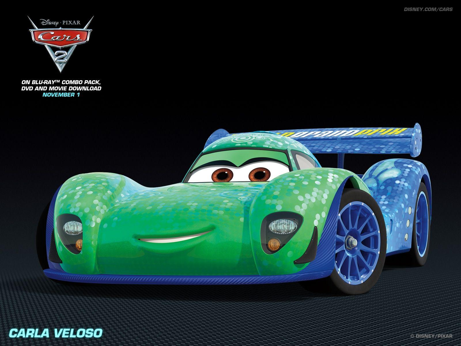 Disney Pixar Cars Wallpapers Hd Wallpaper Cave