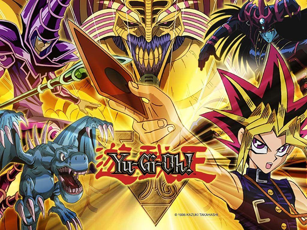 Yu Gi Oh Exodia Wallpapers Wallpaper Cave