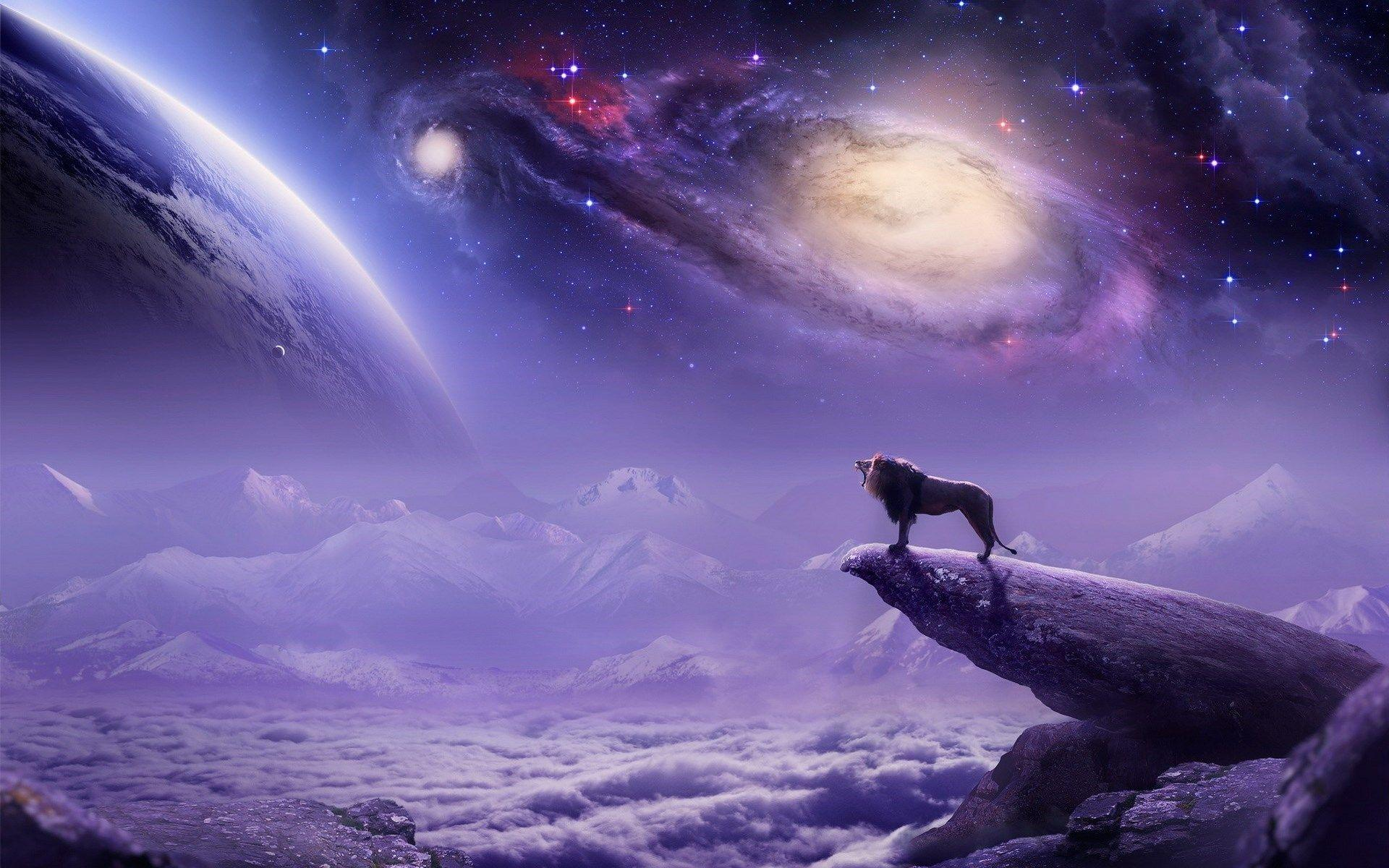 Leo Astrology Wallpapers Wallpaper Cave