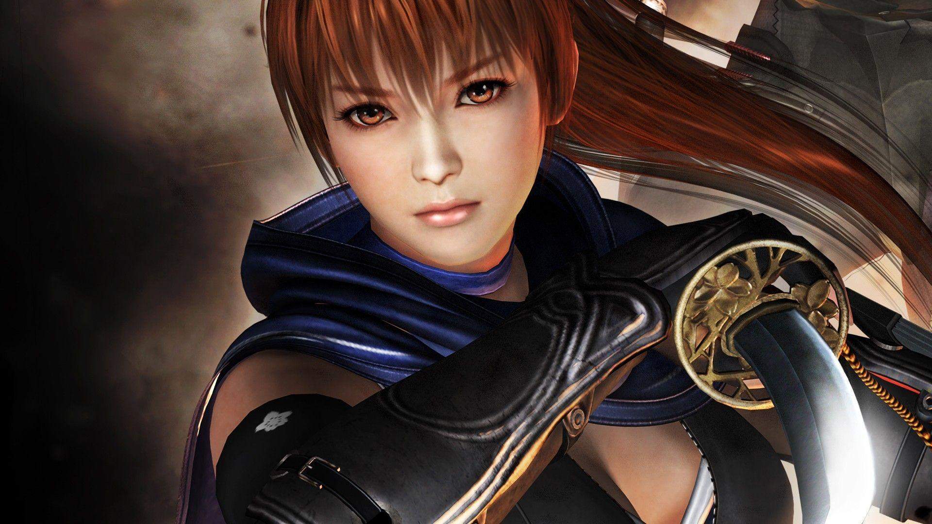 Ninja Gaiden Kasumi Wallpapers Wallpaper Cave
