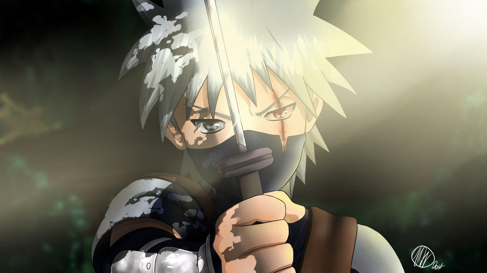 Kakashi Kid Wallpapers Wallpaper Cave