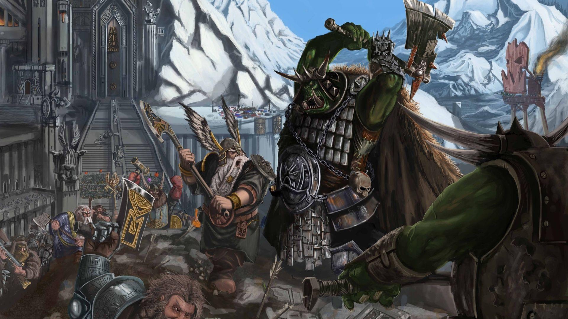 Warhammer Fantasy Wallpapers - Wallpaper Cave