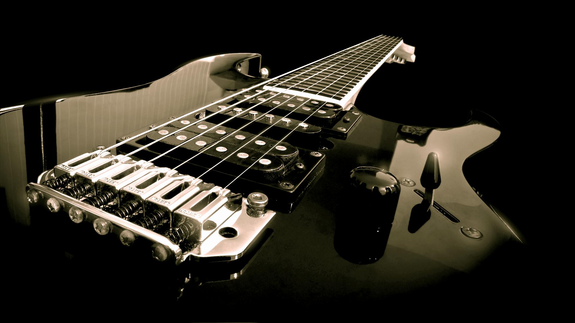 процессом приготовления, гитара фото на рабочий стол цветовые