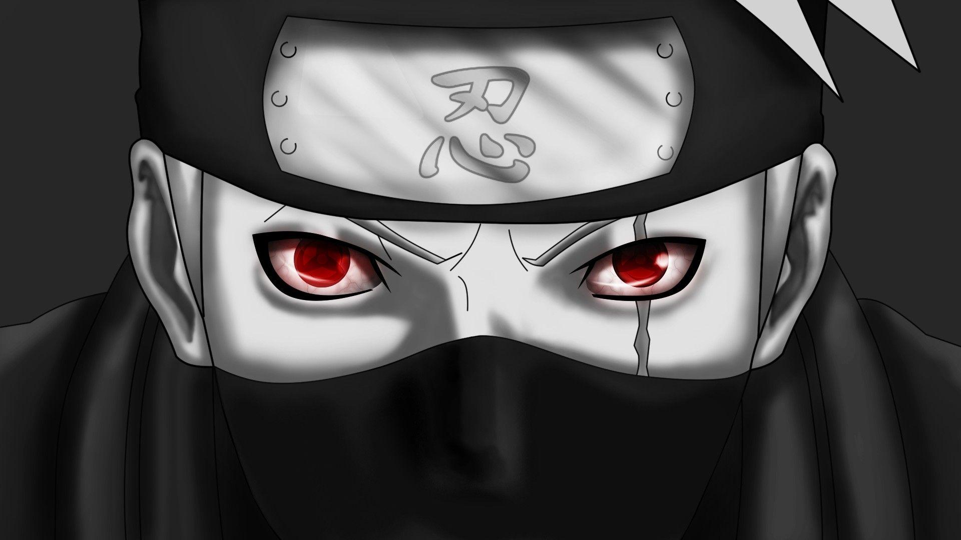 sharingan kakashi wallpapers wallpaper cave