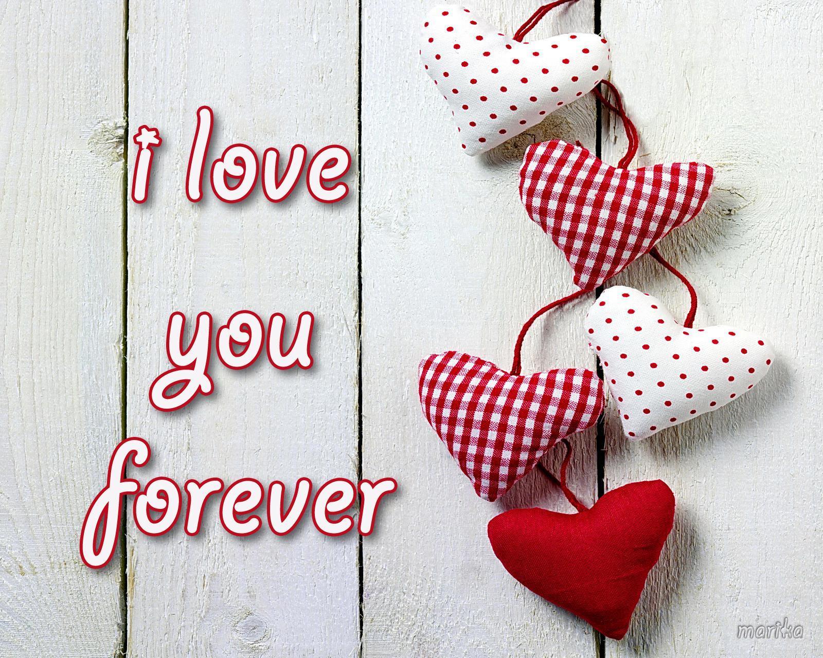 I Love U Wallpaper - BDFjade