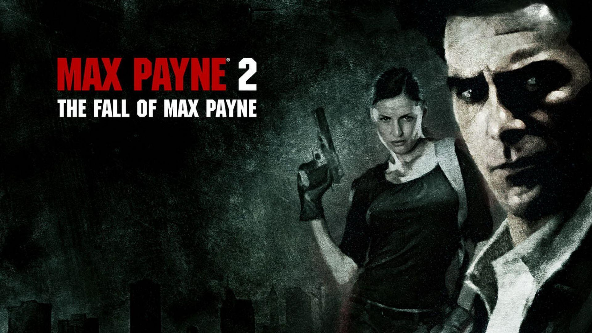 Max Payne 2 Wallpapers Wallpaper Cave