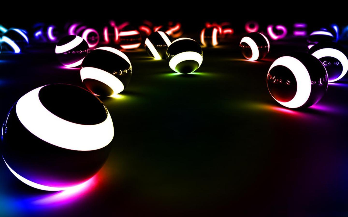 HD Neon Wallpapers For All