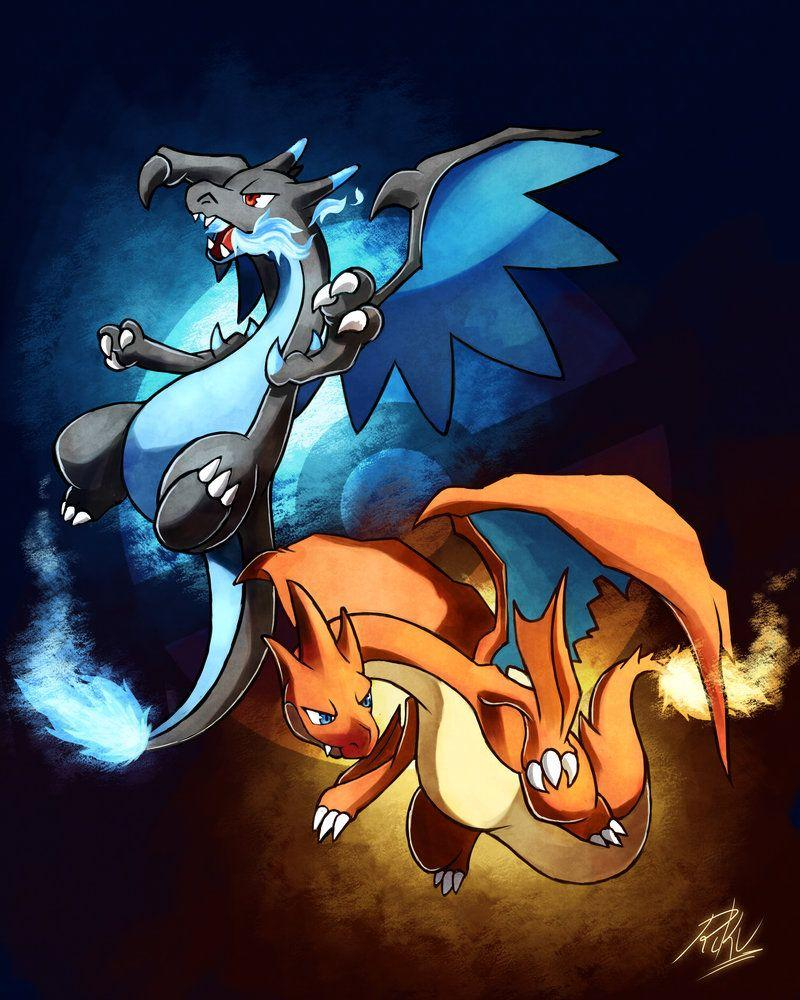 Mega Charizard X Wallpaper Hd 31