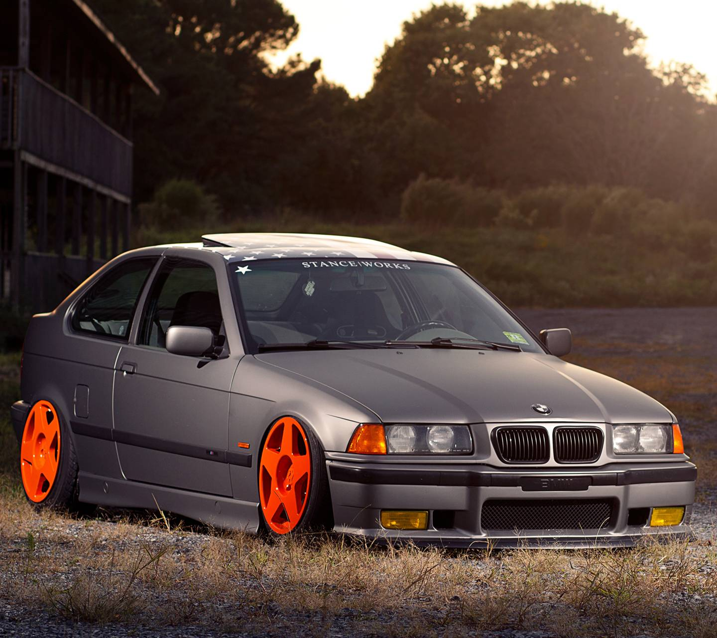 Bmw E36 HD Wallpapers