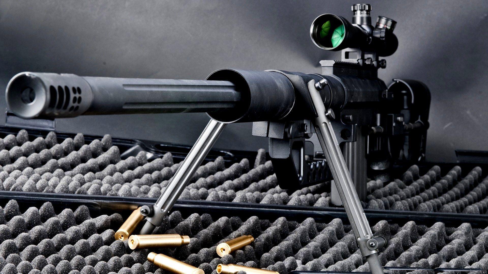 13 HD Sniper Rifle Guns Wallpapers |Sniper Rifle Wallpaper
