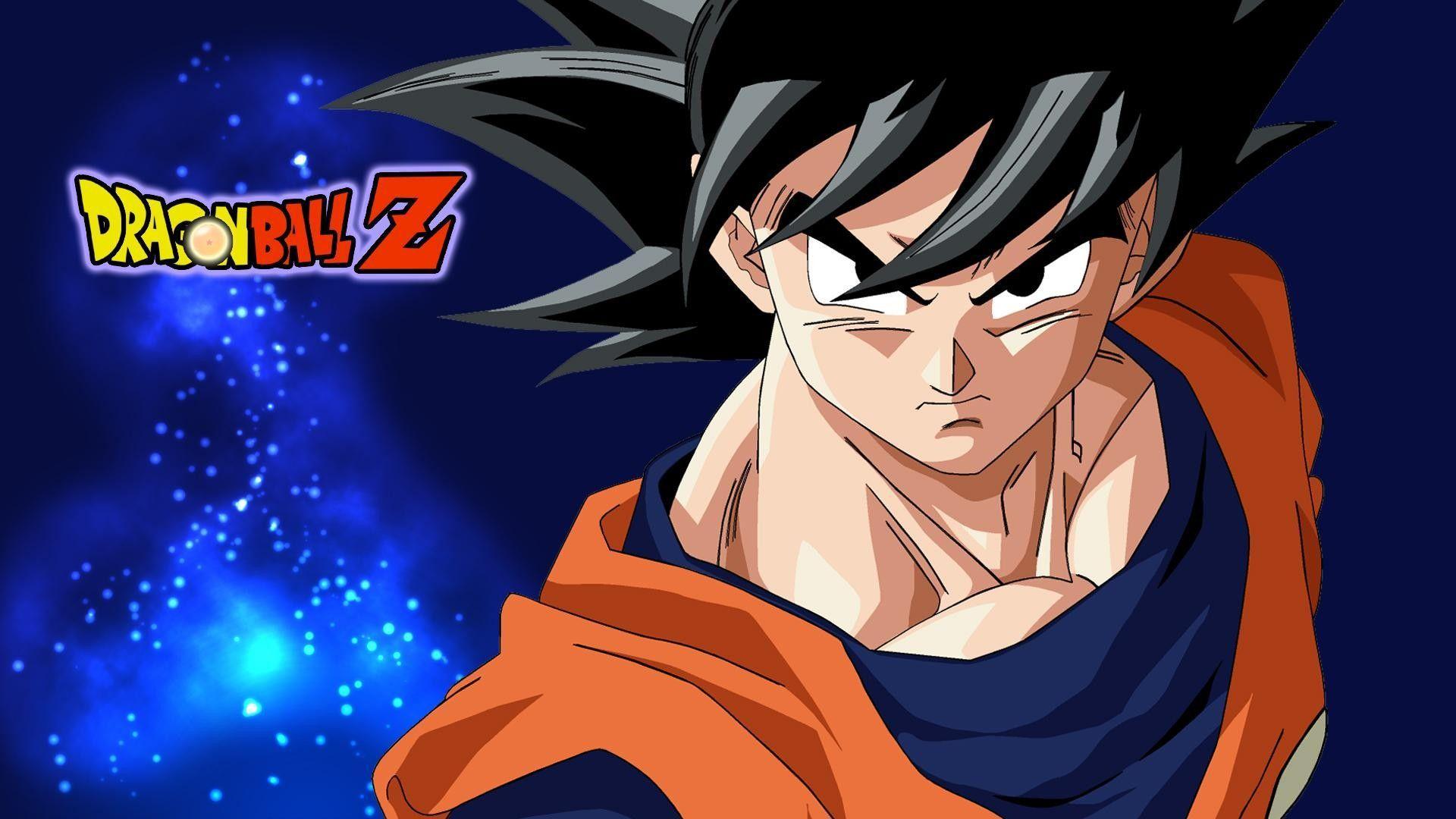 Dragon Ball Z Wallpapers HD Goku - Wallpaper Cave
