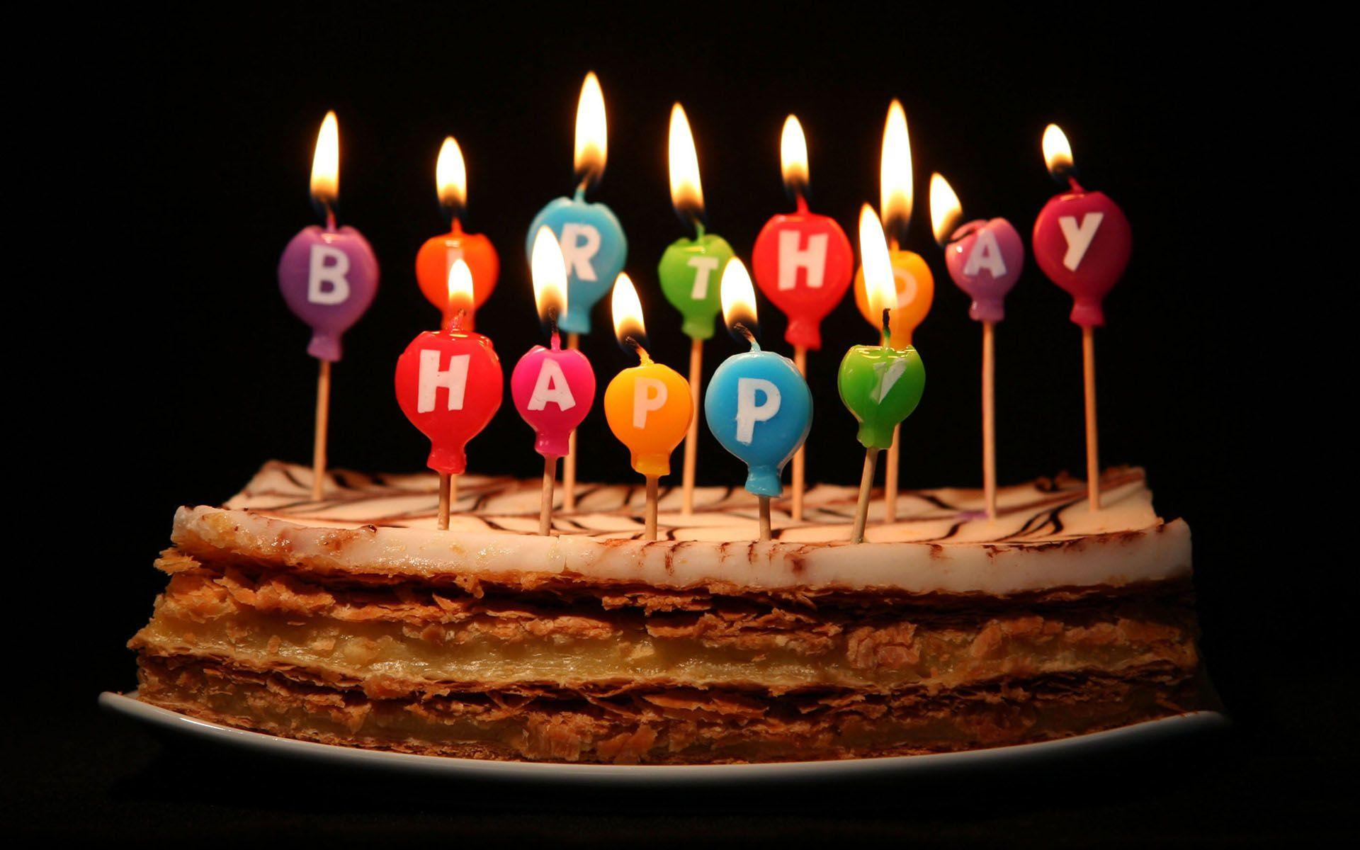 Happy Birthday Hd Wallpapers Wallpaper Cave