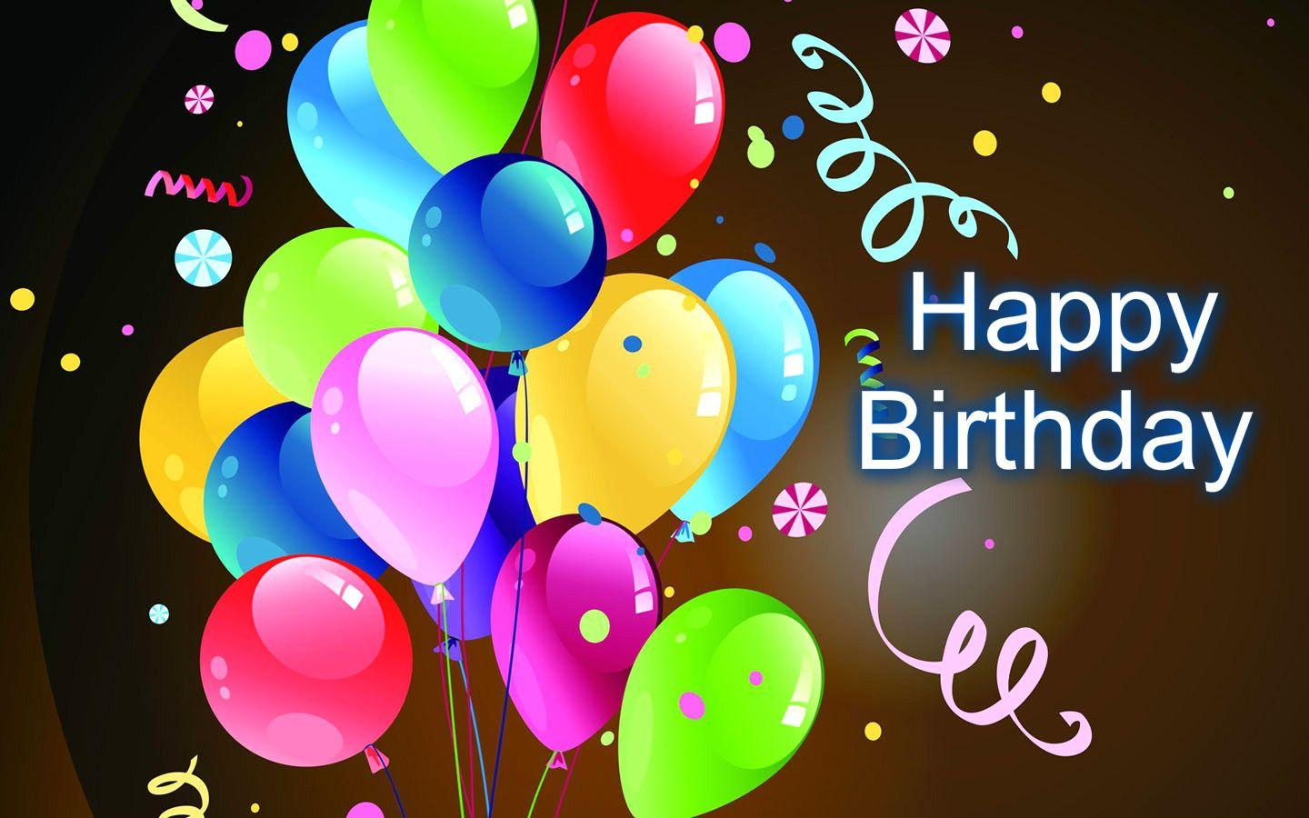 Happy Birthday HD Wallpapers Free Download