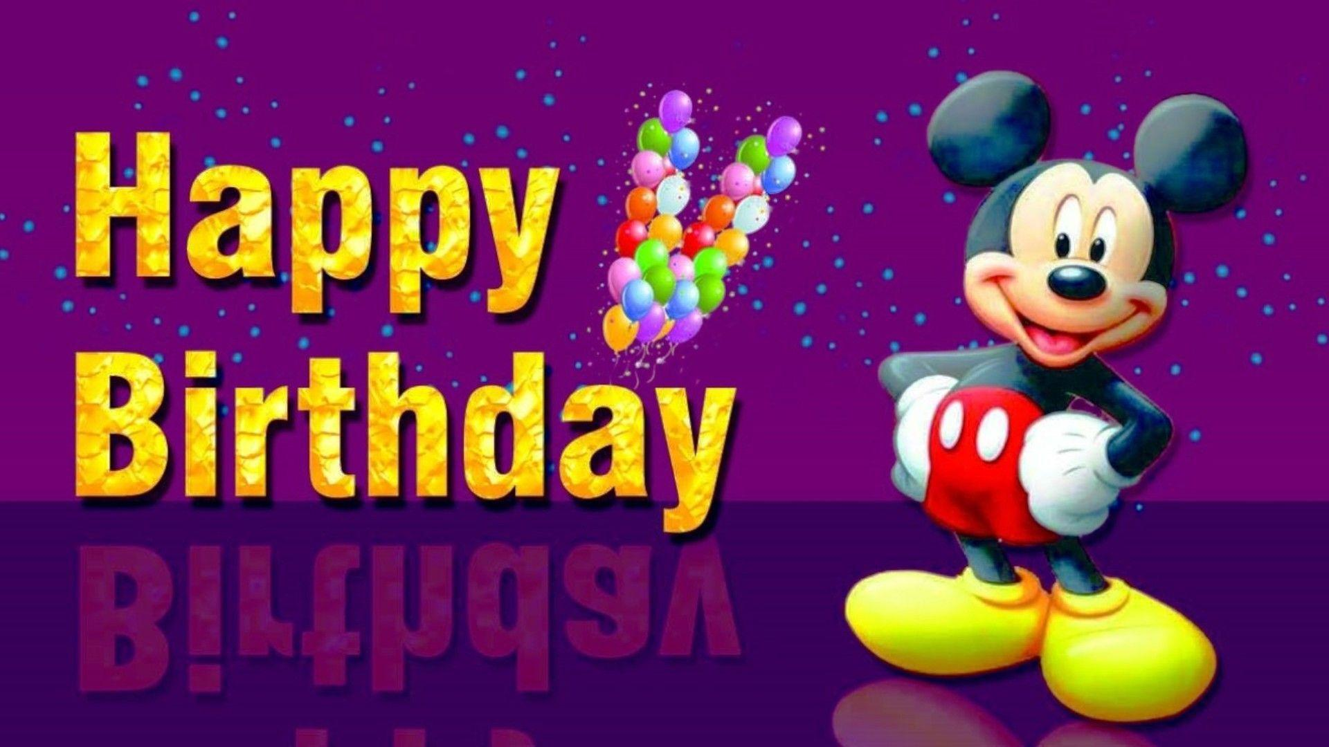 Happy Birthday Wallpapers HD Free Download