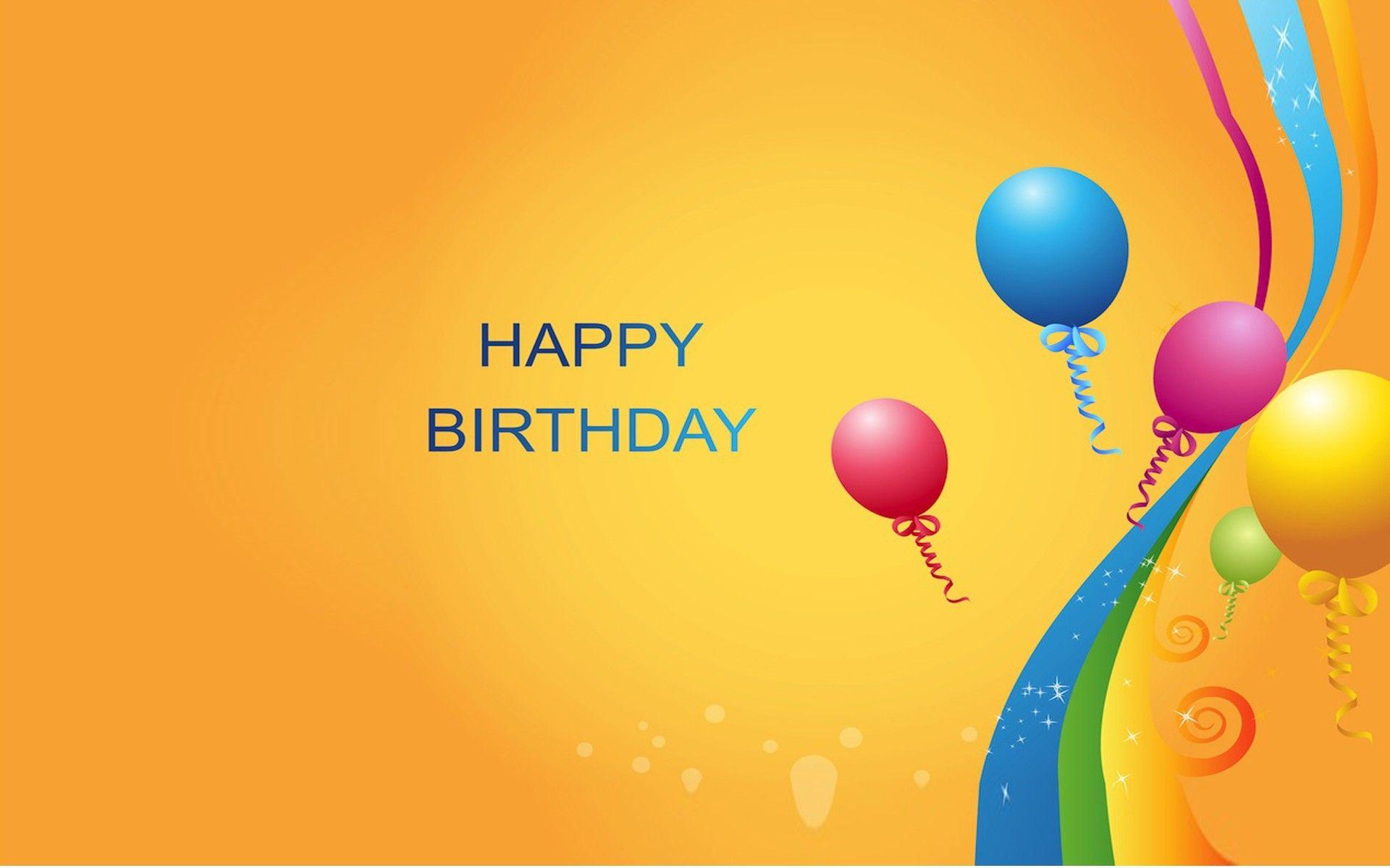Happy Birthday Wallpaper, Image, Pictures and Photos