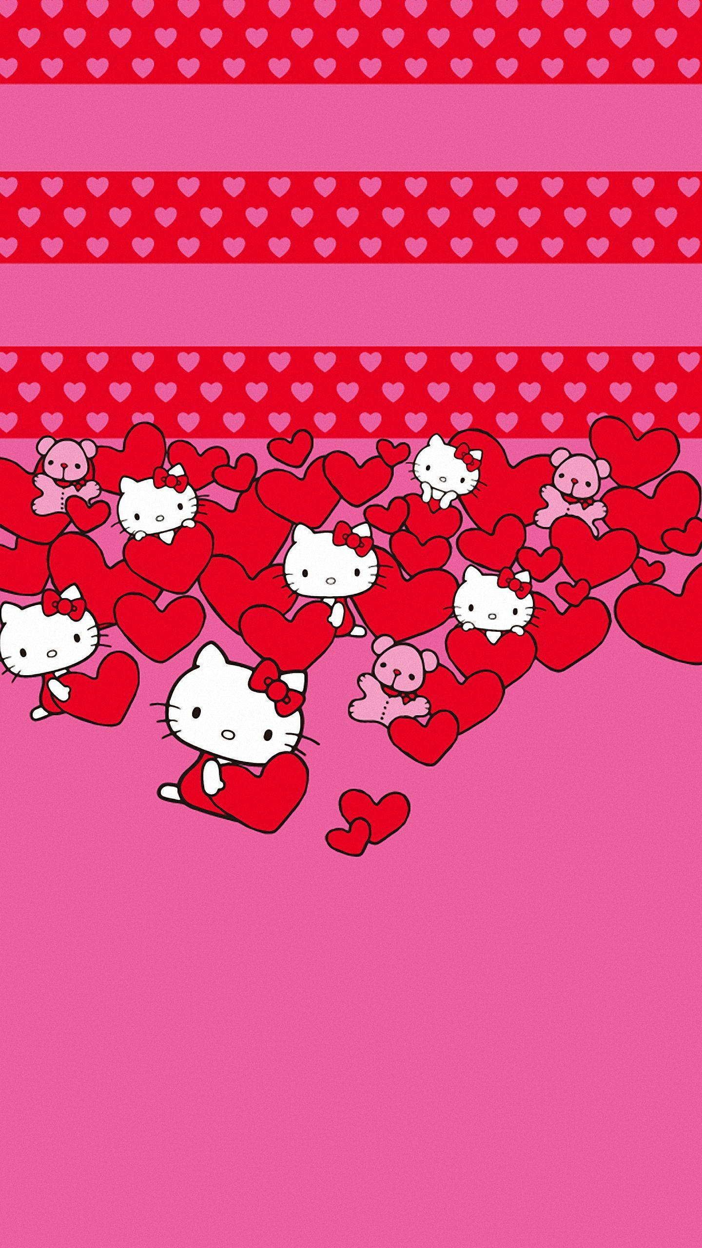 Hello Kitty Wallpapers Android Wallpaper Cave