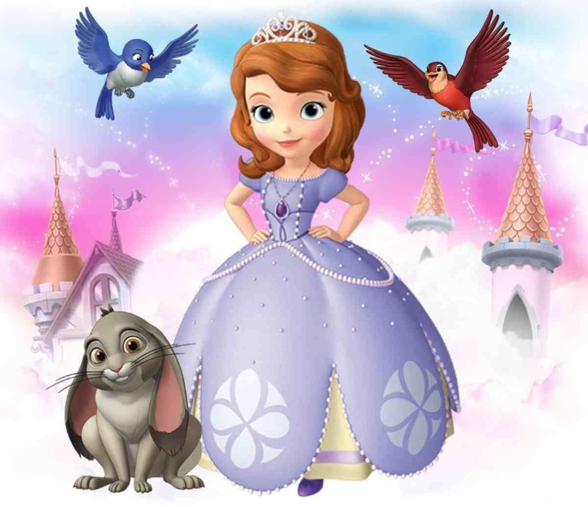 Sofia The First Wallpapers - Wallpaper Cave