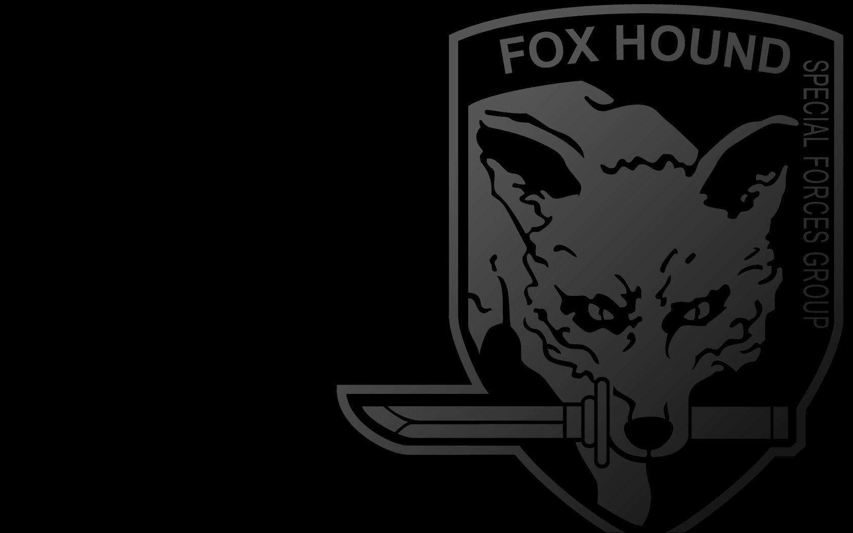Foxhound Iphone 4 Wallpapers
