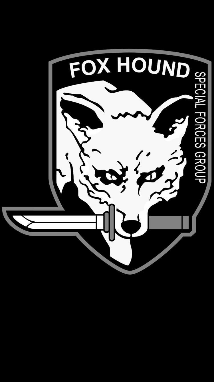 Fox hound metal gear solid wallpapers